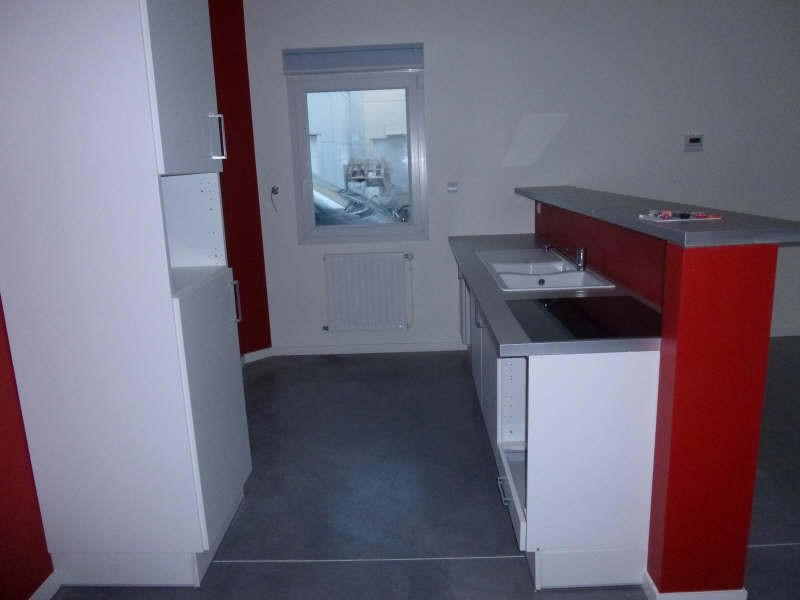 Location maison / villa Jaunay clan 870€ CC - Photo 2