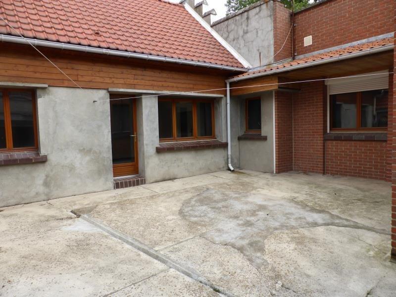 Vente maison / villa Drouvin le marais 125000€ - Photo 2