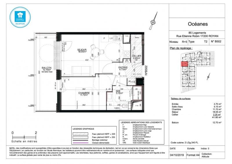 Sale apartment Royan 153000€ - Picture 4
