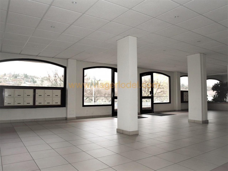 Lijfrente  appartement L'horme 34500€ - Foto 5