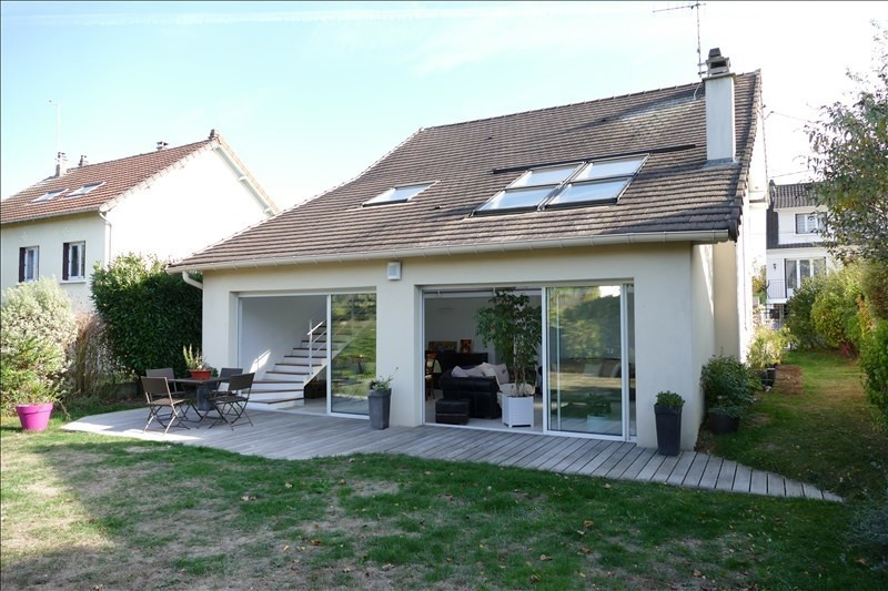 Sale house / villa Igny 615000€ - Picture 2