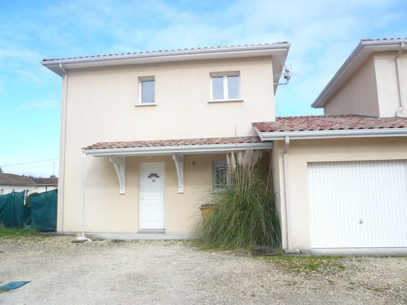 Rental house / villa St andre de cubzac 758€ CC - Picture 1