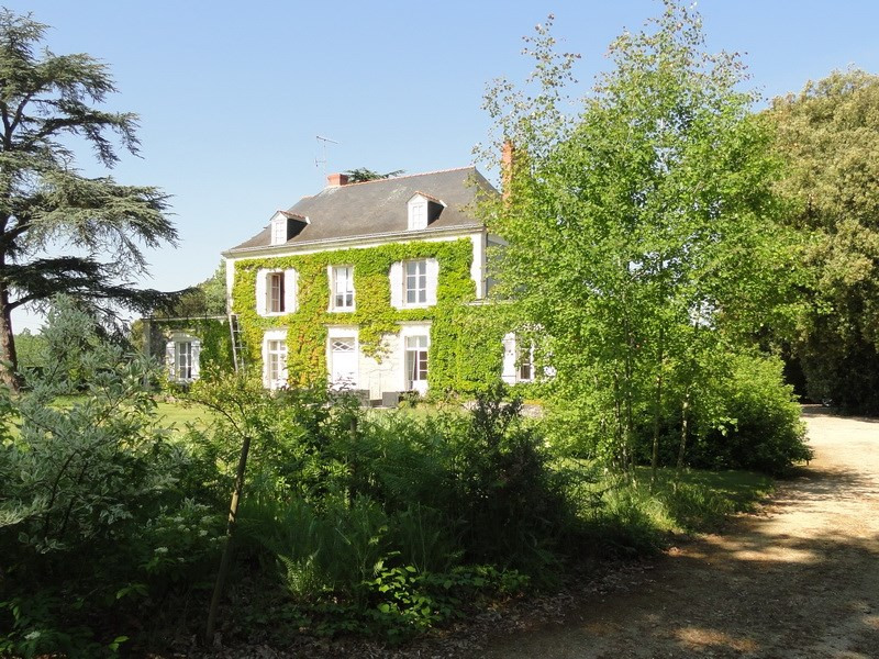 Deluxe sale house / villa Angers saumur 650 000€ - Picture 1