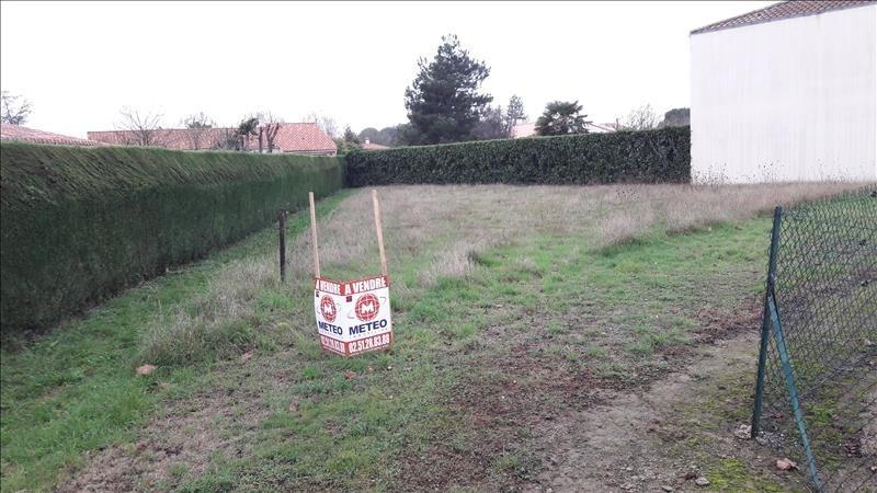 Vente terrain Le bernard 34000€ - Photo 2