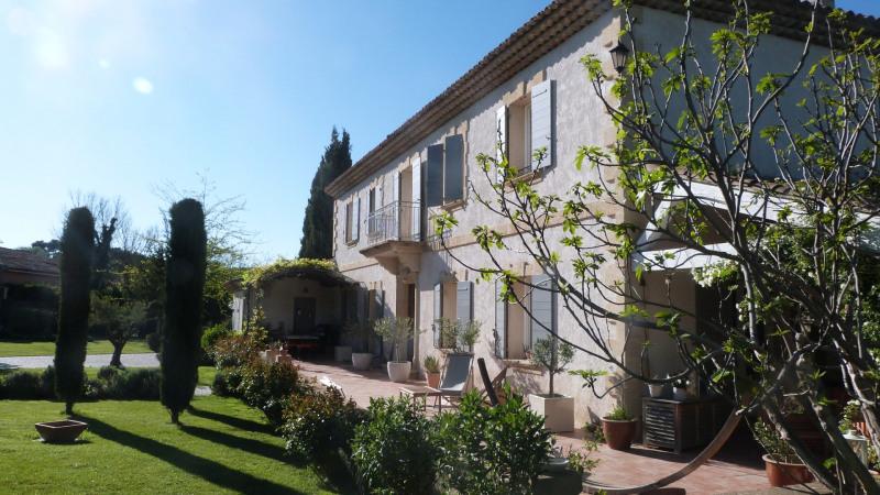 Verkoop  huis Le puy ste reparade 940000€ - Foto 4