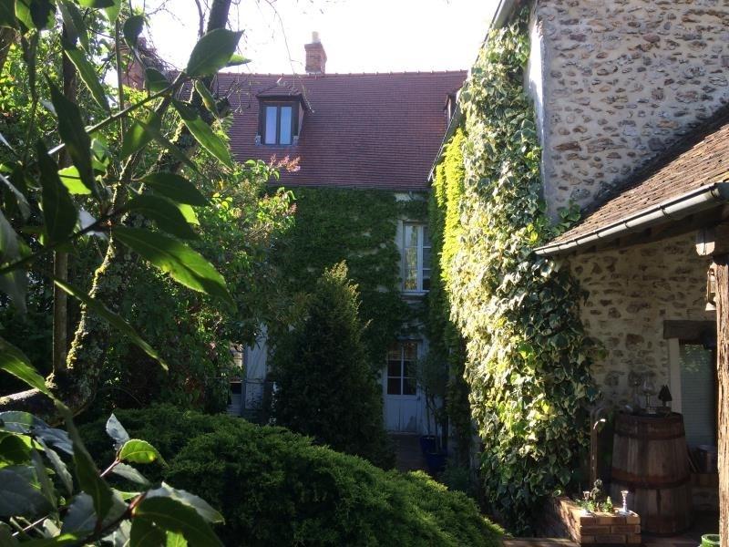 Revenda casa Bonnelles 475000€ - Fotografia 1