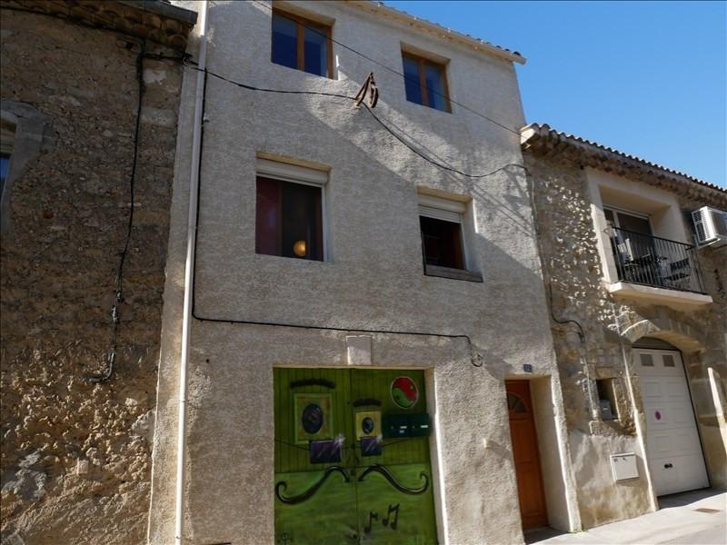 Venta  edificio Lespignan 132000€ - Fotografía 1