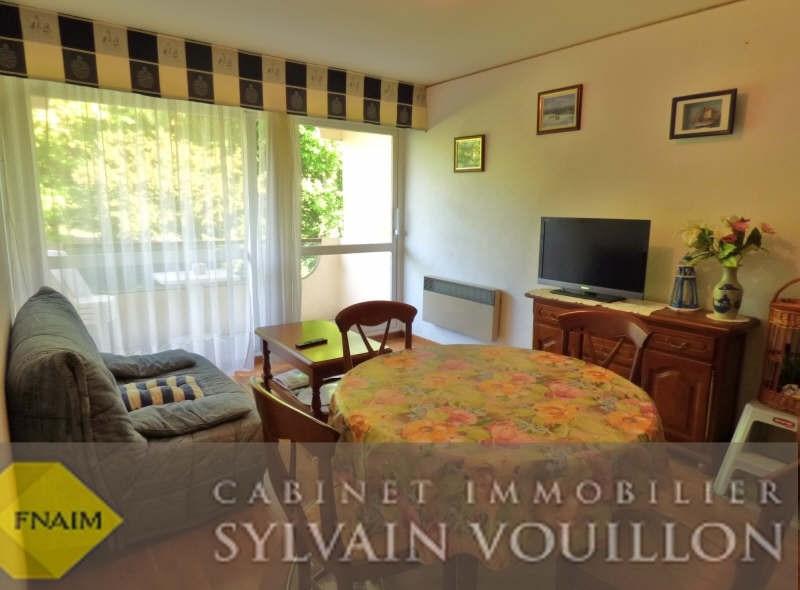 Verkoop  appartement Villers-sur-mer 79000€ - Foto 1