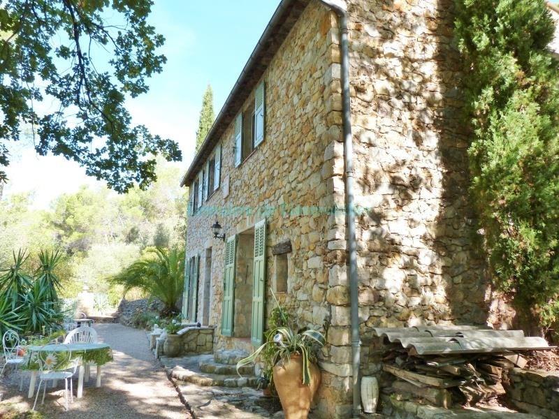 Vente maison / villa Saint cezaire sur siagne 450000€ - Photo 3