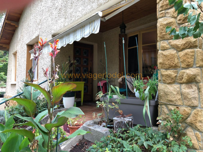 Life annuity house / villa Écully 120 000€ - Picture 1