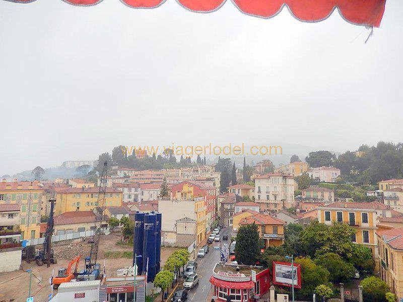 Viager appartement Menton 82 000€ - Photo 1