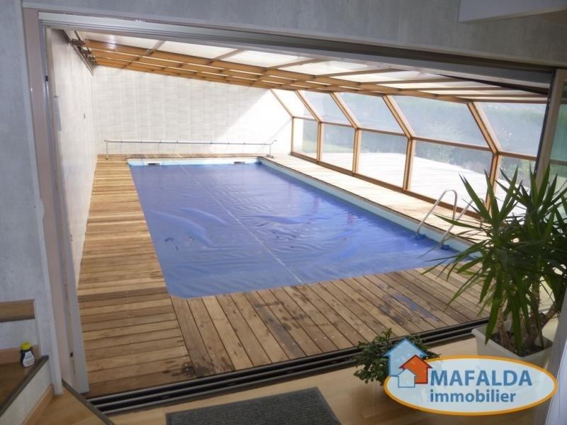 Deluxe sale house / villa Viuz en sallaz 580000€ - Picture 4