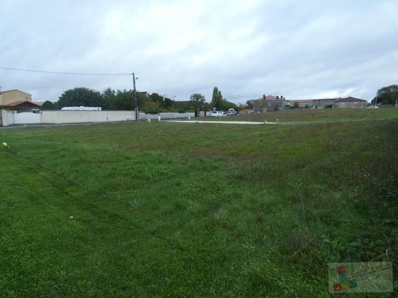 Sale site Chateaubernard 49 000€ - Picture 1