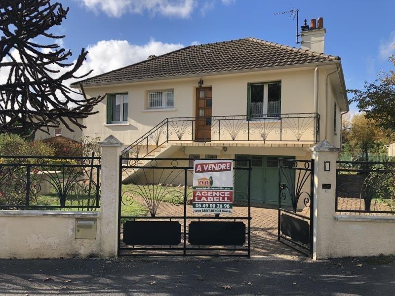 Vente maison / villa Fontaine le comte 166000€ - Photo 1