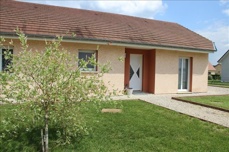 Vente maison / villa Loulans verchamp 224000€ - Photo 2