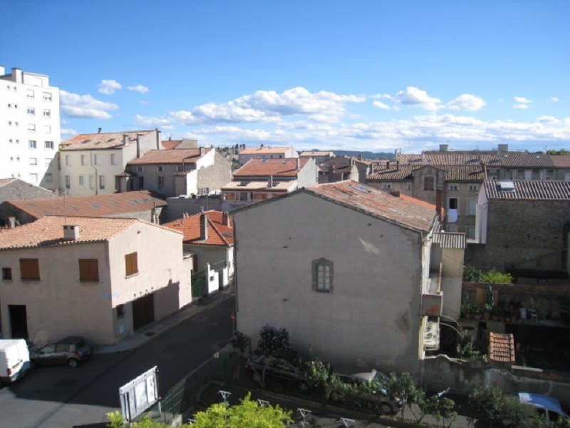 Sale apartment Carcassonne 45 000€ - Picture 1