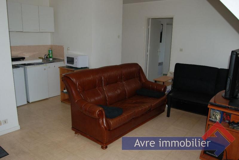 Rental apartment Verneuil d avre et d iton 405€ CC - Picture 1