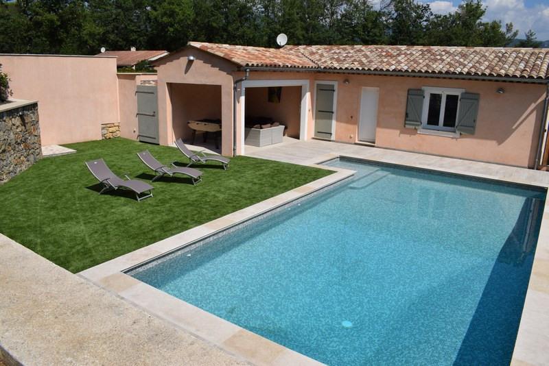 Deluxe sale house / villa Fayence 693000€ - Picture 2