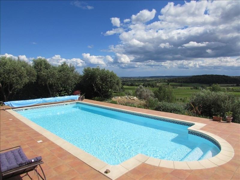 Vente maison / villa Cazouls les beziers 489000€ - Photo 2