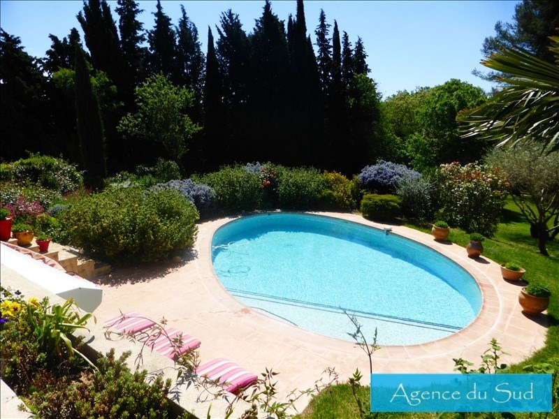 Vente de prestige maison / villa Greasque 897000€ - Photo 4
