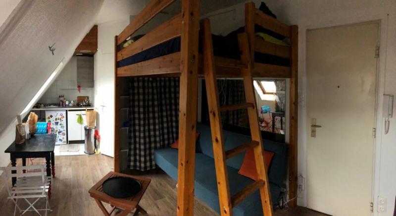 Vente appartement Paris 17ème 160500€ - Photo 2
