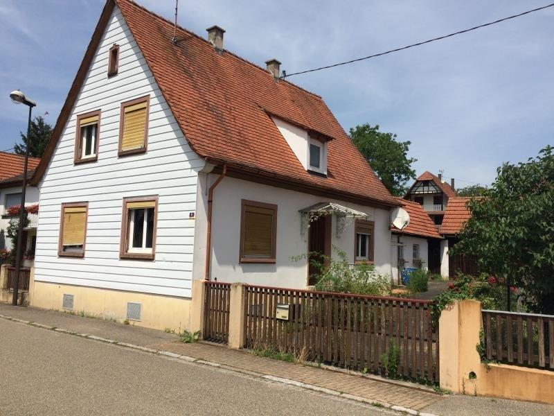 Vente maison / villa Hatten 137280€ - Photo 1
