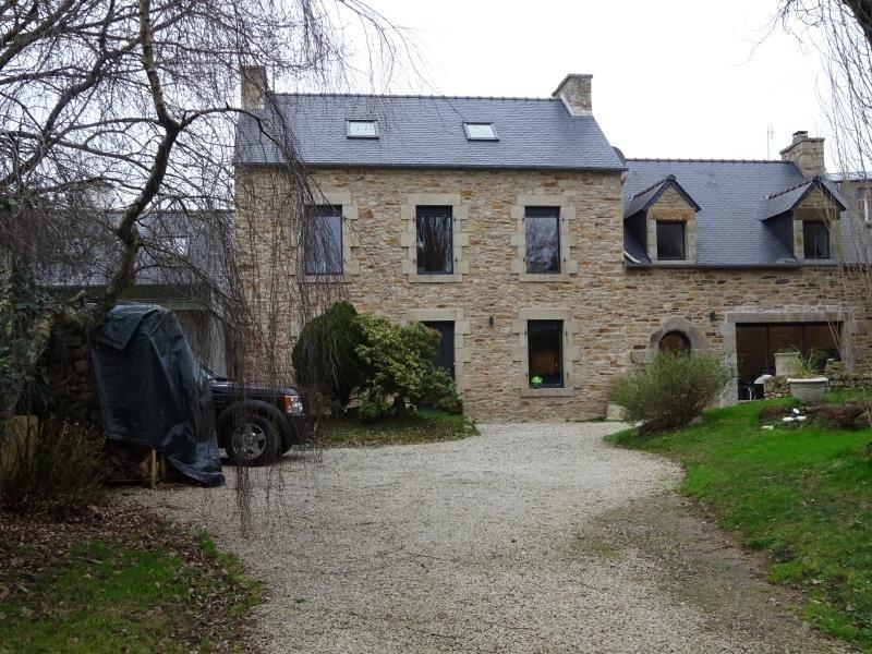 Vente de prestige maison / villa Plouvien 446000€ - Photo 1