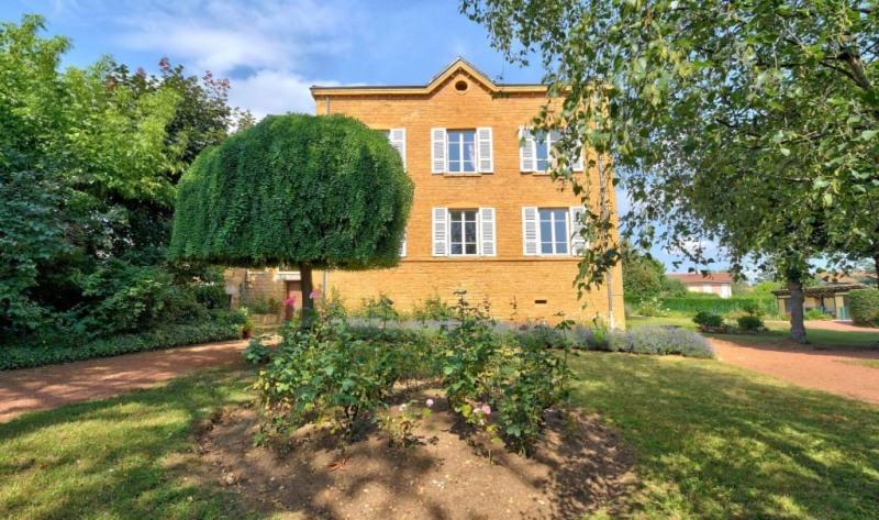 Vente de prestige maison / villa Villefranche-sur-saône 780000€ - Photo 9