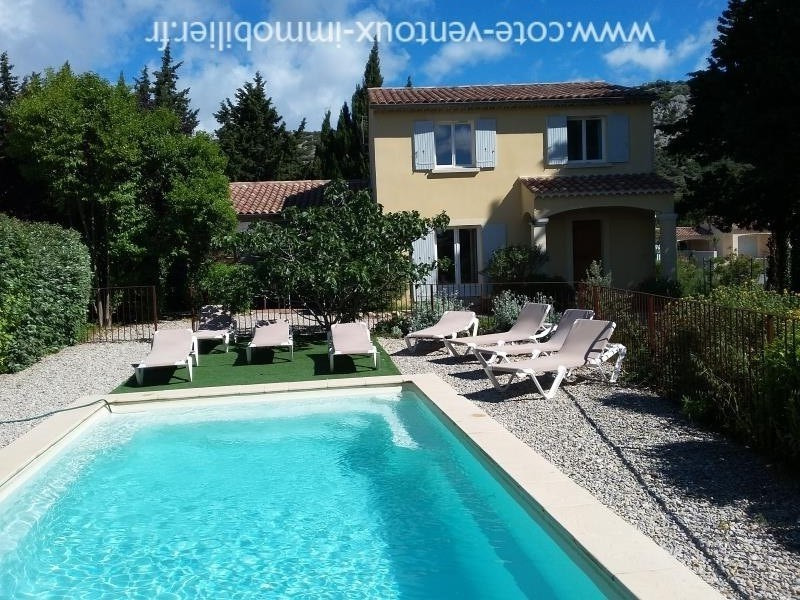 Vente maison / villa Beaumes de venise 380 000€ - Photo 1