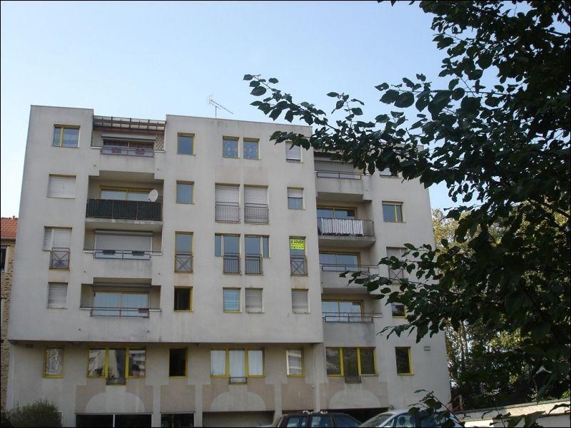 Rental apartment Juvisy sur orge 592€ CC - Picture 1