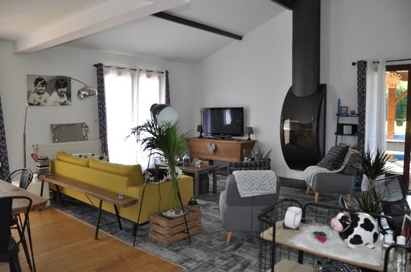 Sale house / villa Ville sur jarnioux 350000€ - Picture 4