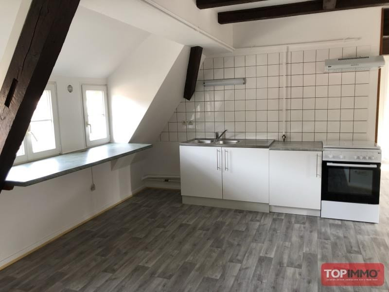 Location appartement Munster 595€ CC - Photo 1