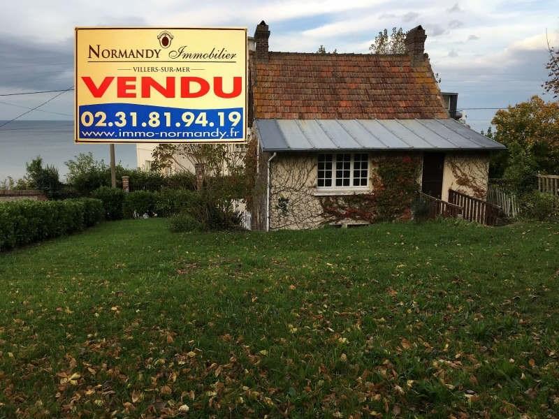 Vente maison / villa Villers sur mer 191700€ - Photo 1