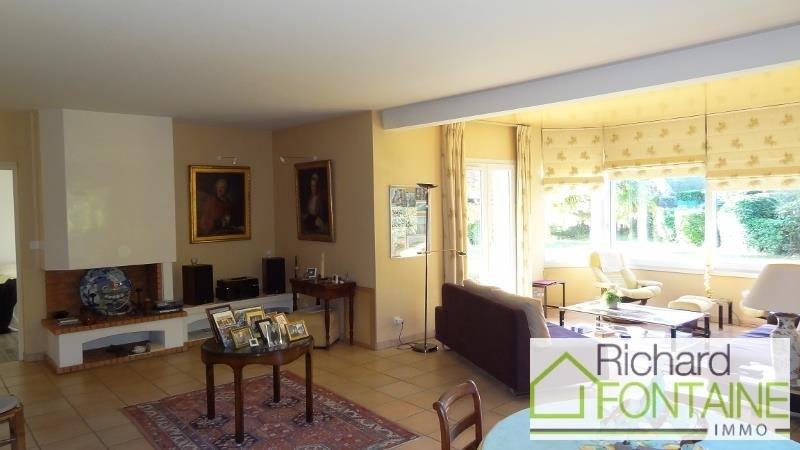 Vente de prestige maison / villa St gregoire 569250€ - Photo 3