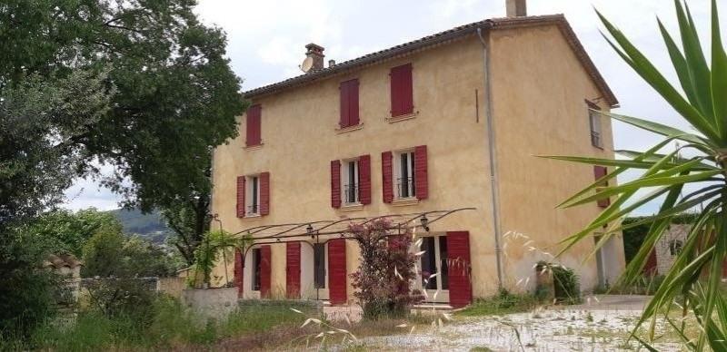 Deluxe sale house / villa Sollies ville 595000€ - Picture 1