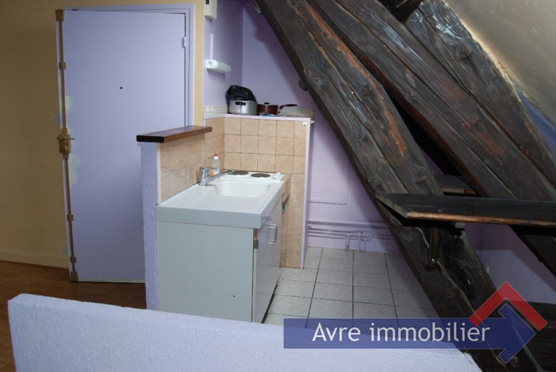 Vente appartement Verneuil d'avre et d'iton 61 900€ - Photo 2