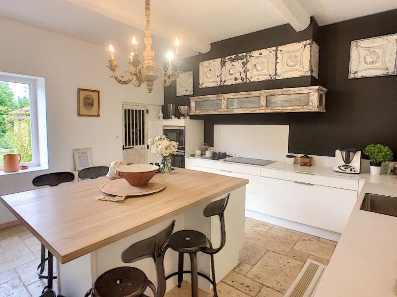 Immobile residenziali di prestigio casa Pernes les fontaines 606000€ - Fotografia 2