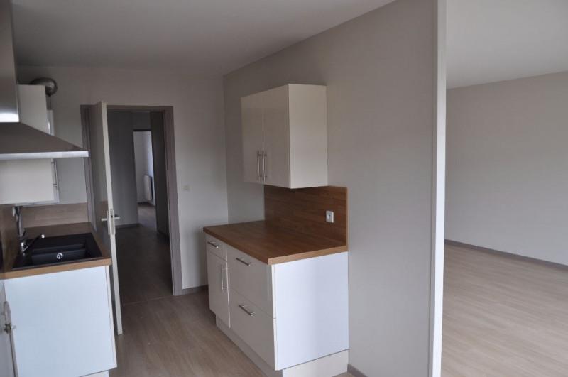 Sale apartment Rouen 136500€ - Picture 1