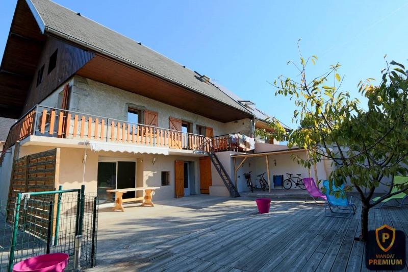 Vente maison / villa La motte-servolex 357000€ - Photo 1