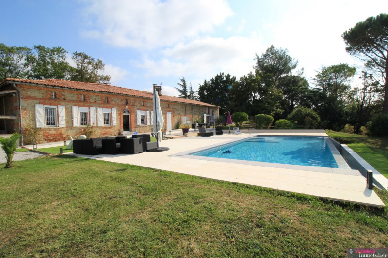 Deluxe sale house / villa Quint fonsegrives 1 050 000€ - Picture 1