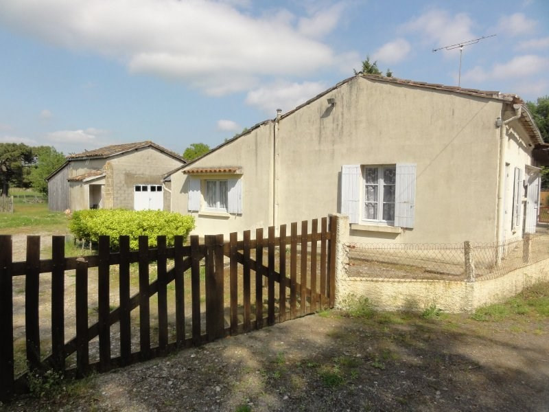 Vente maison / villa Bedenac 85000€ - Photo 2