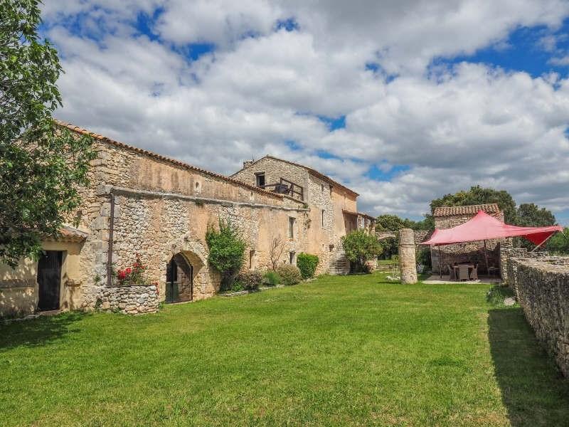 Vente de prestige maison / villa Uzes 1050000€ - Photo 19
