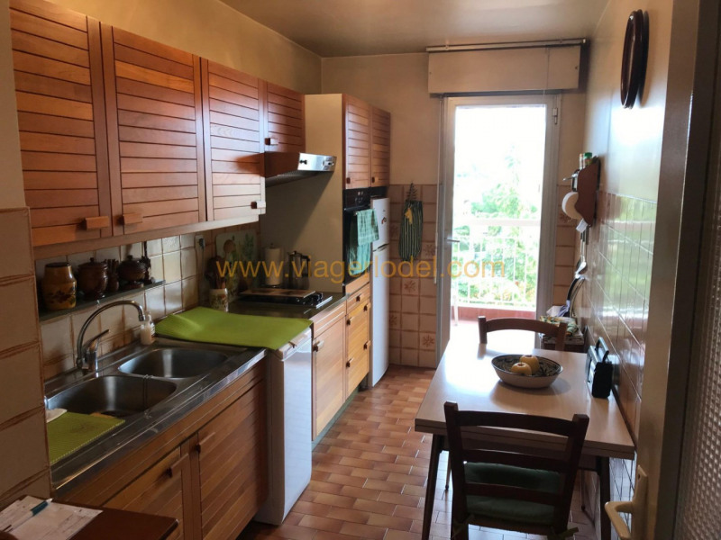 Viager appartement Nice 75000€ - Photo 5