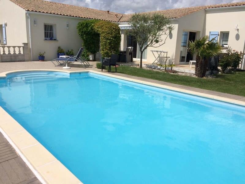 Vente maison / villa St palais sur mer 488000€ - Photo 1