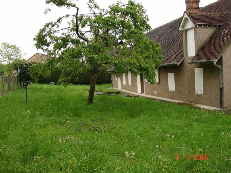 Vente maison / villa Neuvy-sautour 167000€ - Photo 8
