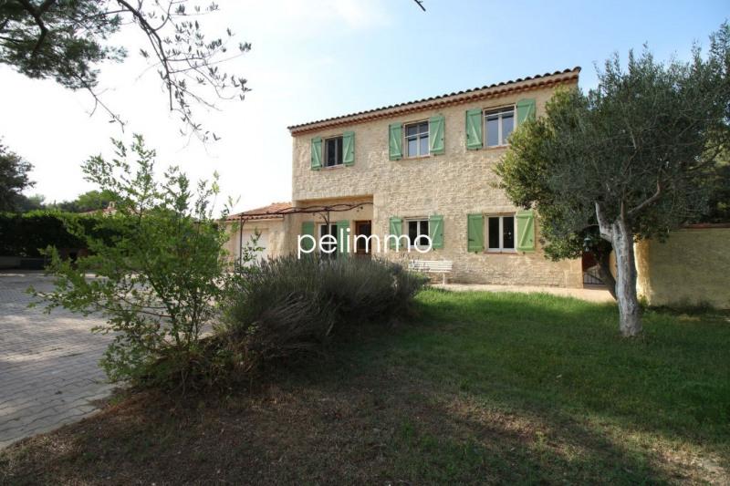 Vente de prestige maison / villa Grans 560000€ - Photo 12