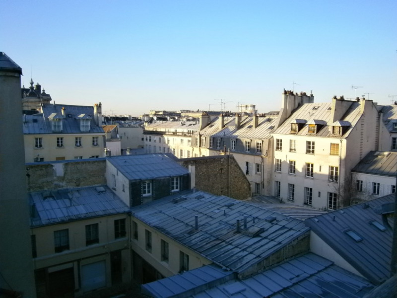 Rental apartment Versailles 865€ CC - Picture 8