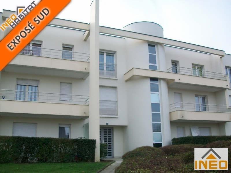 Location appartement Montgermont 490€ CC - Photo 1