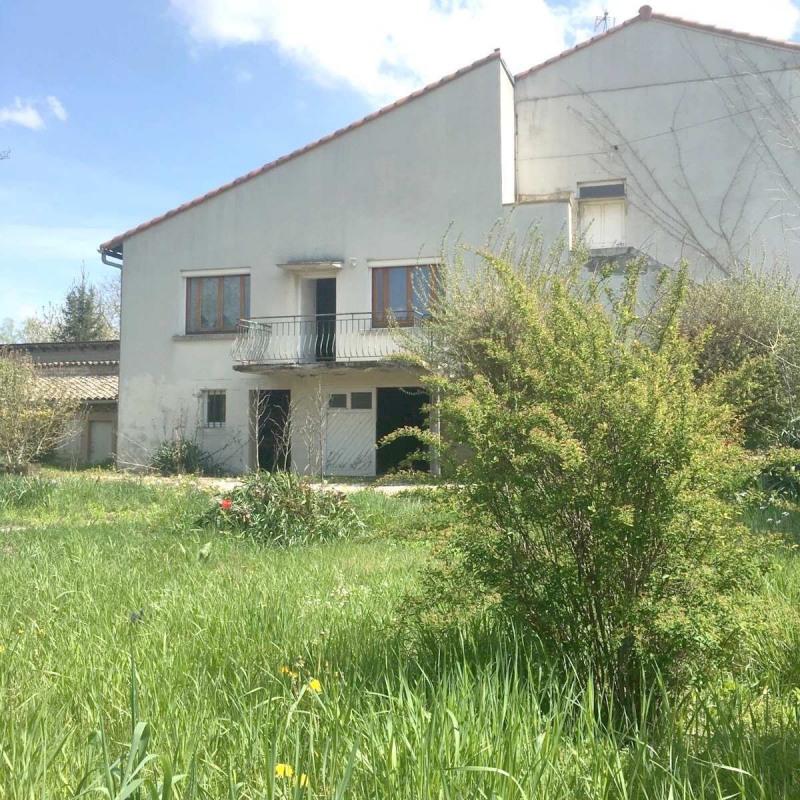 Vente maison / villa Tournus 117000€ - Photo 1