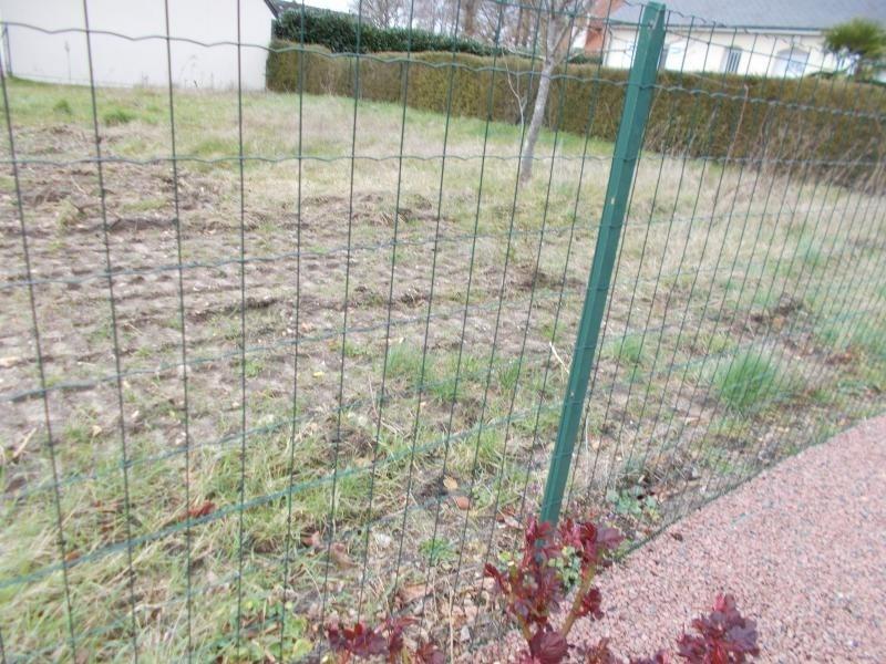Vente terrain Artannes sur indre 63200€ - Photo 1